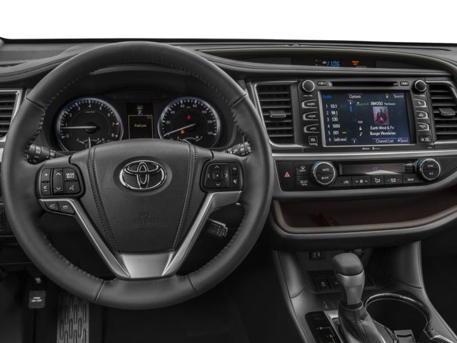 2016 Toyota Highlander Limited Platinum In Enterprise Al Bondy S