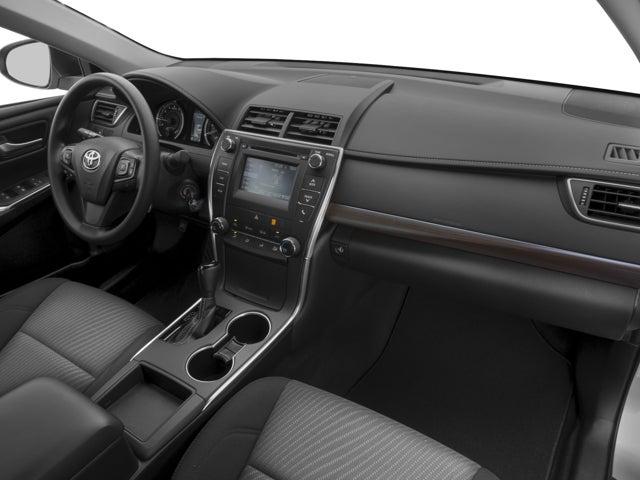 2017 Toyota Camry Le In Enterprise Al Bondy S